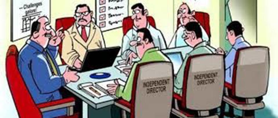 Strengthening the independent directors mechanism